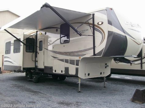 New 2016 CrossRoads Cruiser Touring Edition 321RS For Sale by Juniata Valley RV available in Mifflintown, Pennsylvania