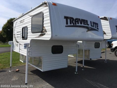New 2017 Travel Lite Truck Campers 770RSL For Sale by Juniata Valley RV available in Mifflintown, Pennsylvania