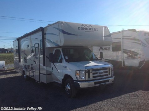 New 2017 Gulf Stream Conquest 6316D For Sale by Juniata Valley RV available in Mifflintown, Pennsylvania