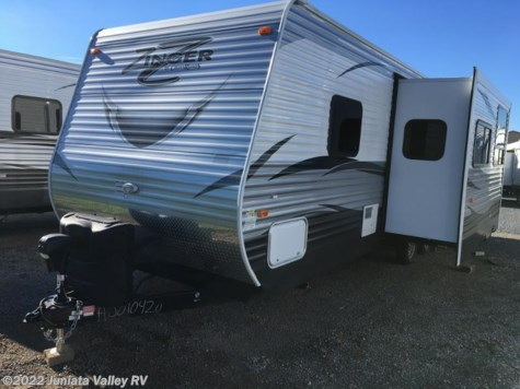 New 2017 CrossRoads Zinger 28BH For Sale by Juniata Valley RV available in Mifflintown, Pennsylvania
