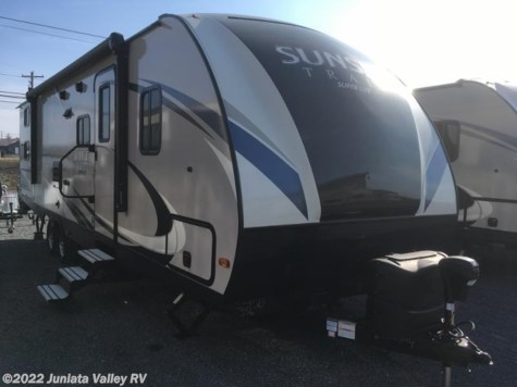 New 2017 CrossRoads Sunset Trail Super Lite SS289QB For Sale by Juniata Valley RV available in Mifflintown, Pennsylvania