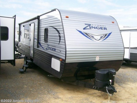 New 2017 CrossRoads Z-1 ZR280RK For Sale by Juniata Valley RV available in Mifflintown, Pennsylvania