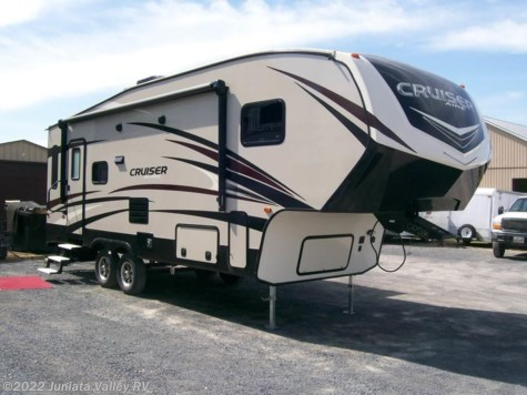 New 2017 CrossRoads Cruiser Aire CR25RL For Sale by Juniata Valley RV available in Mifflintown, Pennsylvania