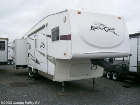 Used 2006 Ameri-Camp 320ES For Sale by Juniata Valley RV available in Mifflintown, Pennsylvania