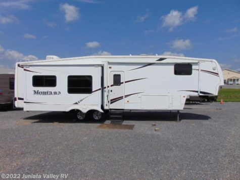 Used 2008 Keystone Montana 3400RL For Sale by Juniata Valley RV available in Mifflintown, Pennsylvania