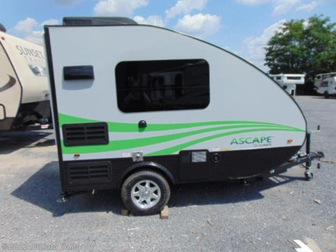 New 2018 Aliner Ascape For Sale by Juniata Valley RV available in Mifflintown, Pennsylvania