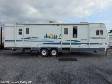 2007 Fleetwood Wilderness  290FKS