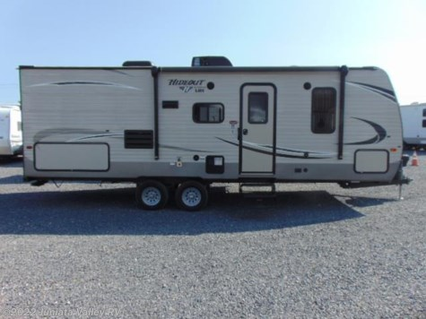 Used 2017 Keystone Hideout 242LHS For Sale by Juniata Valley RV available in Mifflintown, Pennsylvania