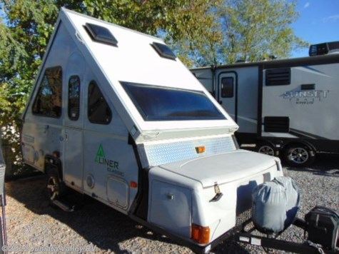 Used 2013 Aliner Classic Rear Sofa For Sale by Juniata Valley RV available in Mifflintown, Pennsylvania