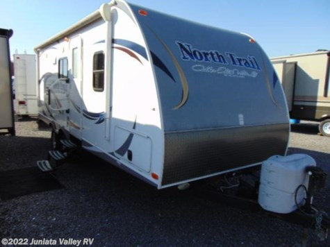 2014 Heartland RV North Trail   Caliber Elite 21FBS