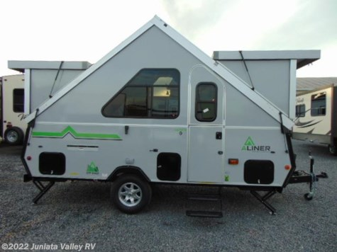 New 2018 Aliner Expedition Rear Sofa For Sale by Juniata Valley RV available in Mifflintown, Pennsylvania