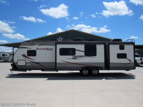 2016 Starcraft Autumn Ridge  339BHTS