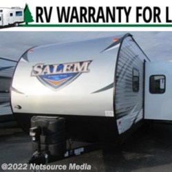 New 2019 Forest River Salem 30KQBSS For Sale by COLUMBUS CAMPER & MARINE CENTER available in Columbus, Georgia