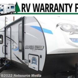 New 2019 Forest River Cherokee Alpha Wolf 26RL For Sale by Ashley's Boat & RV available in Opelika, Alabama