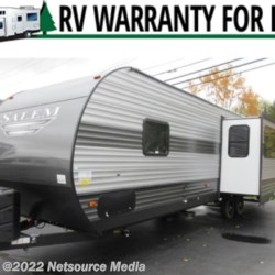 New 2019 Forest River Salem 27RKSS For Sale by Ashley's Boat & RV available in Opelika, Alabama