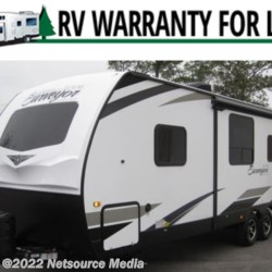 New 2019 Forest River Surveyor Luxury 267RBSS For Sale by Ashley's Boat & RV available in Opelika, Alabama