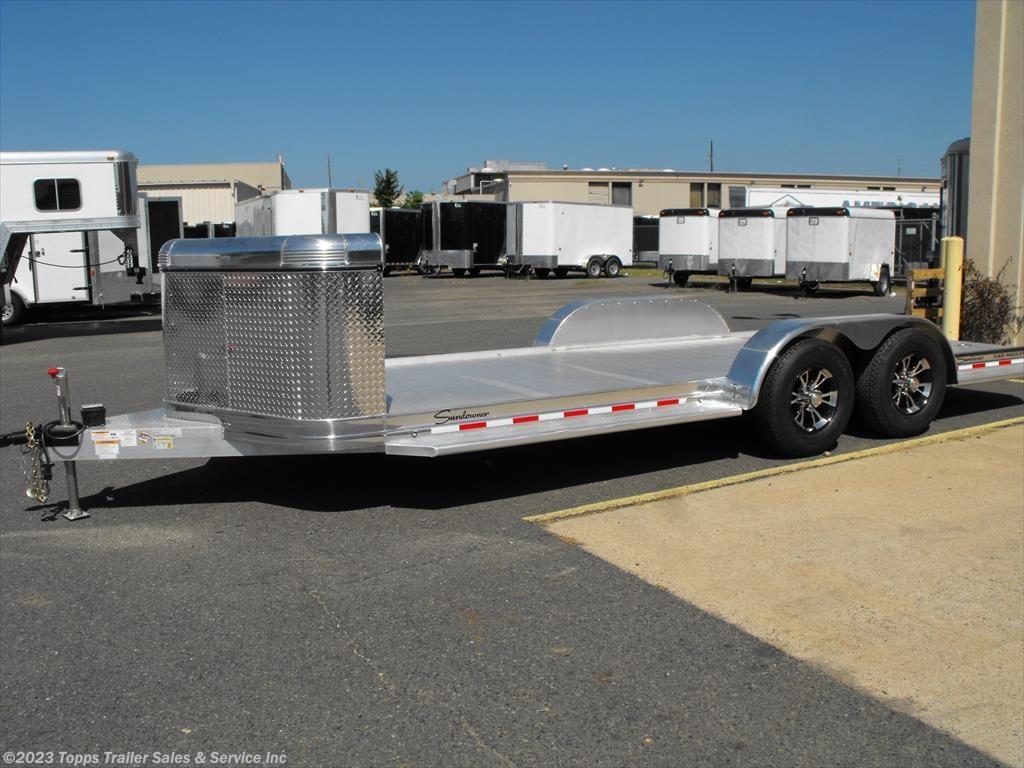 New sundowner car hauler trailer classifieds 2017 for Motor trailers for sale