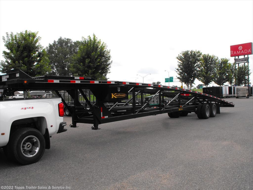 Used Kaufman Car Trailers For Sale