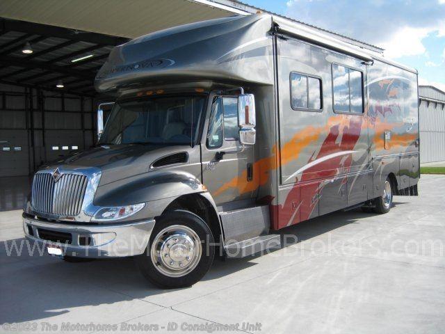 2008 Gulf Stream Rv Conquest Supernova 6331 Sold For