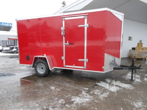 New 2020 MTI MWT6x12 For Sale by B&B Trailers, Inc. available in Hartford, Wisconsin