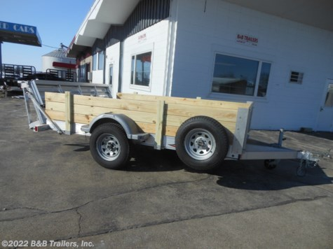 New 2018 Triton Trailers Rental AUT1082 For Sale by B&B Trailers, Inc. available in Hartford, Wisconsin