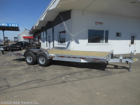 New 2019 Quality Steel & Aluminum 8320ALEH For Sale by B&B Trailers, Inc. available in Hartford, Wisconsin