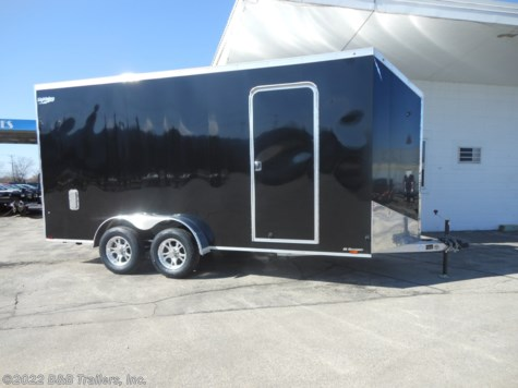 New 2021 Lightning Trailers LTF7x16 For Sale by B&B Trailers, Inc. available in Hartford, Wisconsin