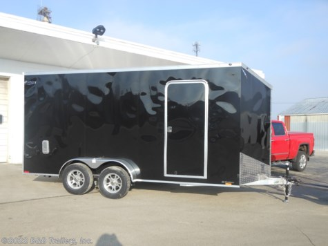 New 2019 Lightning Trailers LTF7x16 For Sale by B&B Trailers, Inc. available in Hartford, Wisconsin