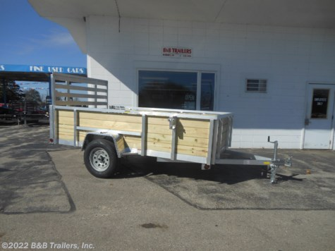 New 2019 Quality Steel & Aluminum 7410ALSL For Sale by B&B Trailers, Inc. available in Hartford, Wisconsin
