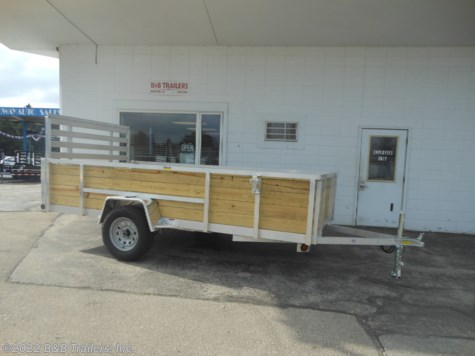 New 2020 Quality Aluminum 7412ALSL For Sale by B&B Trailers, Inc. available in Hartford, Wisconsin