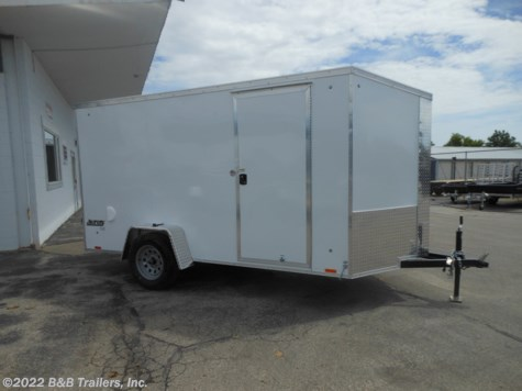 New 2020 Pace American Journey JV6x12  SE For Sale by B&B Trailers, Inc. available in Hartford, Wisconsin