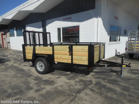 New 2020 Quality Steel 7410ANHS For Sale by B&B Trailers, Inc. available in Hartford, Wisconsin