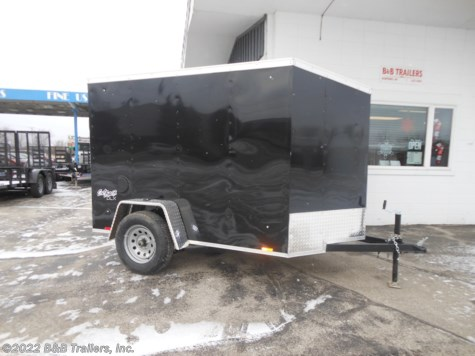 New 2020 Pace American OB5x8 DLX For Sale by B&B Trailers, Inc. available in Hartford, Wisconsin