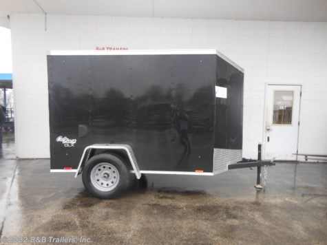 New 2019 Pace American OB5x8 DLX For Sale by B&B Trailers, Inc. available in Hartford, Wisconsin