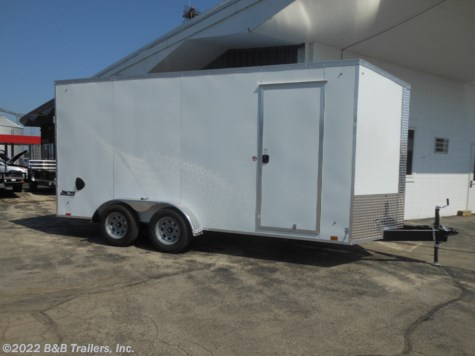 New 2020 Pace American Journey JV7x16 SE For Sale by B&B Trailers, Inc. available in Hartford, Wisconsin