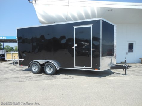 New 2021 Pace American Journey JV7x16 SE For Sale by B&B Trailers, Inc. available in Hartford, Wisconsin