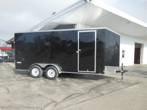 New 2019 Pace American OB7x16TE2 DLX For Sale by B&B Trailers, Inc. available in Hartford, Wisconsin