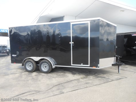 New 2020 Pace American OB7x16TE2 DLX For Sale by B&B Trailers, Inc. available in Hartford, Wisconsin