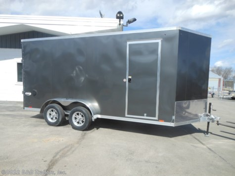 New 2019 Pace American AEW7x16TE2 For Sale by B&B Trailers, Inc. available in Hartford, Wisconsin