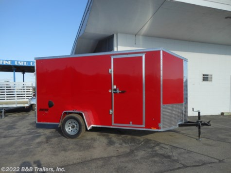 New 2020 Pace American Journey Rental JV6x12  SE For Sale by B&B Trailers, Inc. available in Hartford, Wisconsin