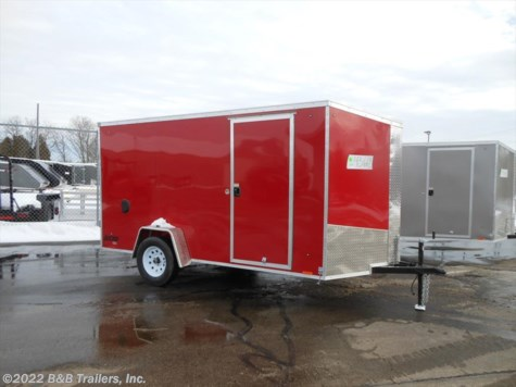 New 2019 Pace American Journey Rental JV6x12  SE For Sale by B&B Trailers, Inc. available in Hartford, Wisconsin