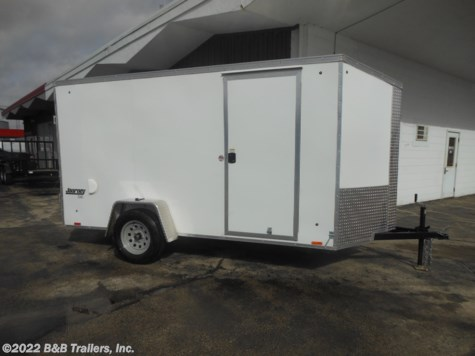 New 2019 Pace American Journey JV6x12  SE For Sale by B&B Trailers, Inc. available in Hartford, Wisconsin