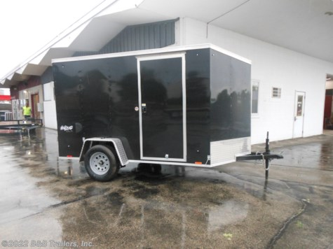 New 2020 Pace American OB6x10DLX For Sale by B&B Trailers, Inc. available in Hartford, Wisconsin