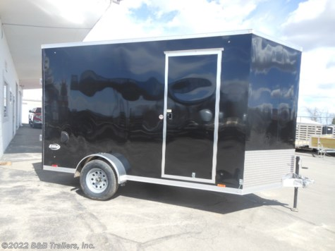 New 2020 Pace American AEW7x12 For Sale by B&B Trailers, Inc. available in Hartford, Wisconsin