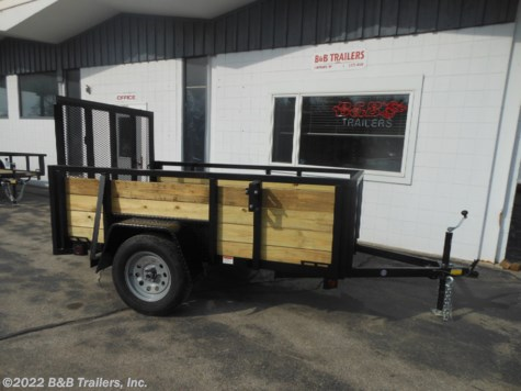 New 2019 Quality Steel & Aluminum 628ANHS For Sale by B&B Trailers, Inc. available in Hartford, Wisconsin