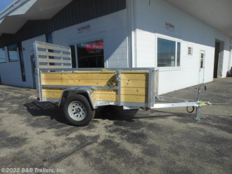 New 2019 Quality Aluminum 628ALSL For Sale by B&B Trailers, Inc. available in Hartford, Wisconsin