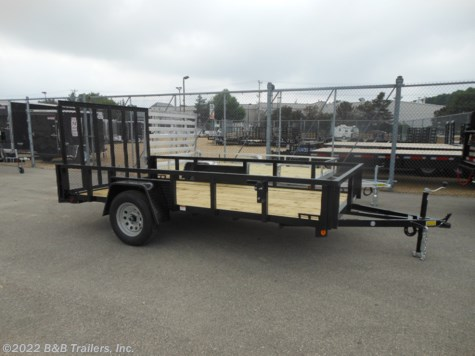 New 2019 Quality Steel & Aluminum 7412AN For Sale by B&B Trailers, Inc. available in Hartford, Wisconsin