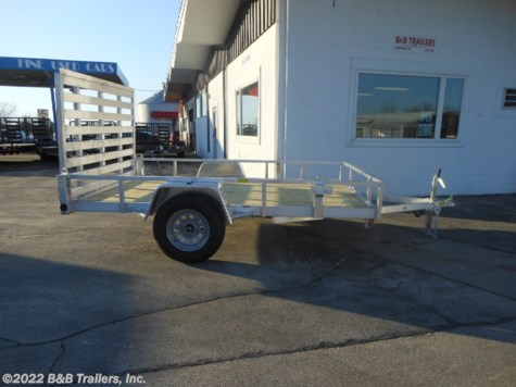 New 2020 Quality Aluminum 8210ALSL For Sale by B&B Trailers, Inc. available in Hartford, Wisconsin