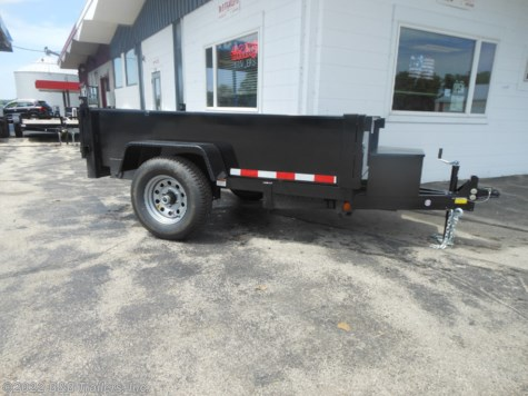 New 2020 Quality Steel 608D6K For Sale by B&B Trailers, Inc. available in Hartford, Wisconsin