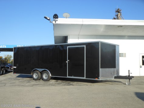 New 2020 Pace American JV85x24TE3SE For Sale by B&B Trailers, Inc. available in Hartford, Wisconsin